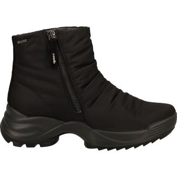 Chaussures Femme Boots IgI&CO Bottines Schwarz