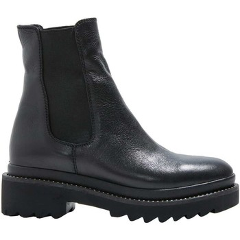 Chaussures Femme Boots Inuovo Stiefelette Noir