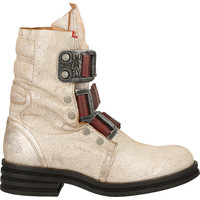Chaussures Femme Boots Fly London Bottines Weiß