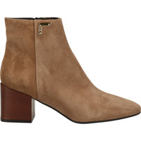Chaussures Femme Boots Scapa Bottines Taupe