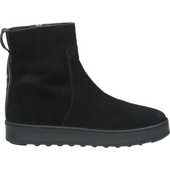 Chaussures Femme Boots Sansibar Bottines Schwarz
