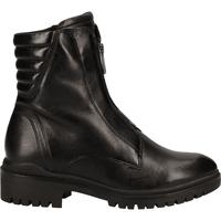 Chaussures Femme Boots Caprice Stiefelette Noir