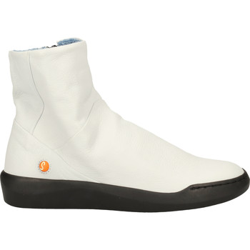 Chaussures Femme Boots Softinos Bottines White