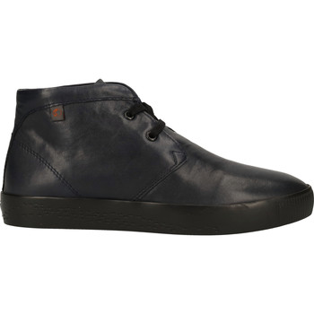 Chaussures Femme Boots Softinos Bottines Navy