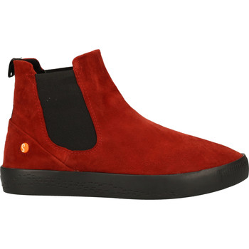 Chaussures Femme Boots Softinos Bottines Red