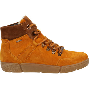 Chaussures Femme Boots Ara Bottines Curry