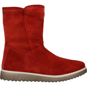 Chaussures Femme Bottes ville Legero Bottes Rot