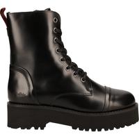 Chaussures Femme Boots Buffalo Stiefelette Noir