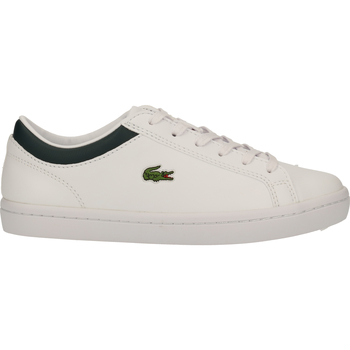 Chaussures Femme Baskets basses Lacoste Sneaker Blanc