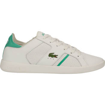 Chaussures Homme Baskets basses Lacoste Sneaker Blanc