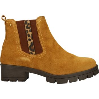Chaussures Femme Boots Jana Stiefelette Marron