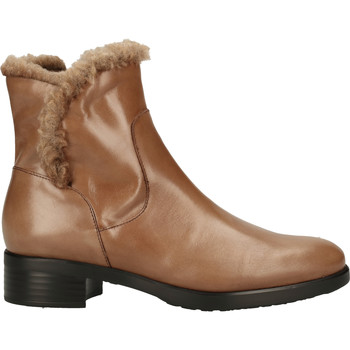 Chaussures Femme Boots Wonders Bottines Taupe