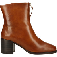 Chaussures Femme Boots Steven New York Bottines Cognac