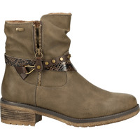 Chaussures Femme Boots Relife Bottines Khaki