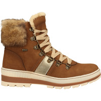 Chaussures Femme Boots Relife Bottines Camel