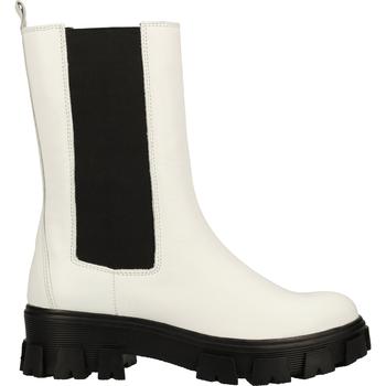 Chaussures Femme Bottes ville Ilc Bottes Weiß
