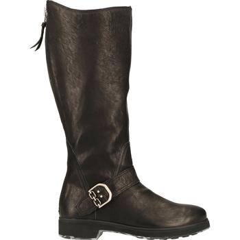 Chaussures Femme Bottes ville Think Stiefel Noir