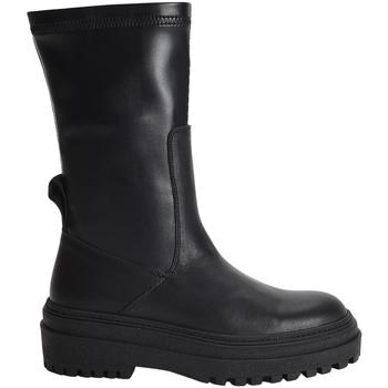 Chaussures Femme Bottes ville Inuovo Stiefel Noir