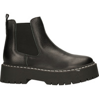 Chaussures Femme Boots Steve Madden Bottines Schwarz