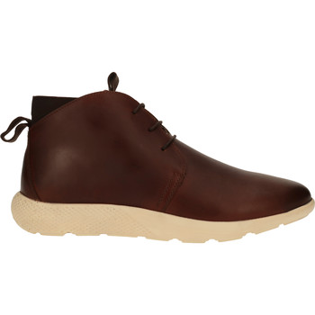 Chaussures Homme Boots Sansibar Bottines Mittelbraun
