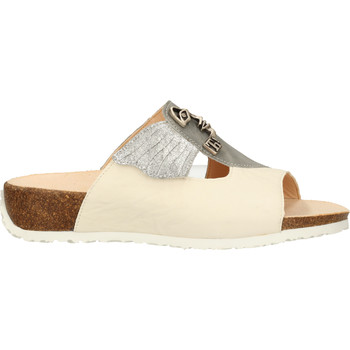 Chaussures Femme Sabots Think Mules Ivory