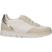 Chaussures Femme Baskets basses Bugatti Sneaker Beige/Weiß