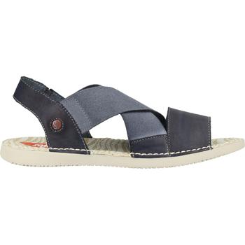 Chaussures Femme Sandales et Nu-pieds Softinos Sandales Navy