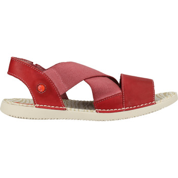 Chaussures Femme Sandales et Nu-pieds Softinos Sandales Red