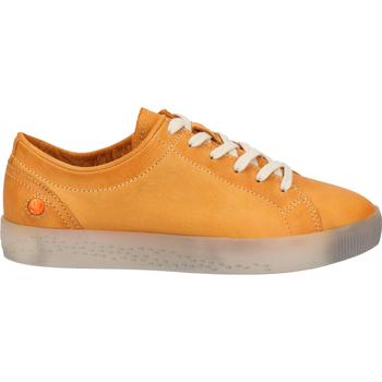 Chaussures Femme Baskets basses Softinos Sneaker Orange