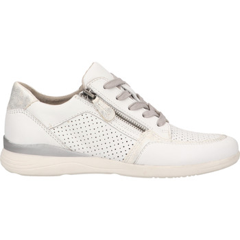 Chaussures Femme Baskets basses Jana Sneaker Blanc