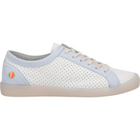 Chaussures Femme Baskets basses Softinos Sneaker Weiß/Blau
