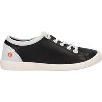 Chaussures Femme Baskets basses Softinos Sneaker Schwarz/Weiß