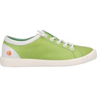 Chaussures Femme Baskets basses Softinos Sneaker Grün/Weiß
