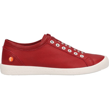 Chaussures Femme Baskets basses Softinos Sneaker Rot