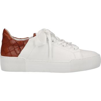 Chaussures Femme Baskets basses Högl Sneaker Weiß/Braun