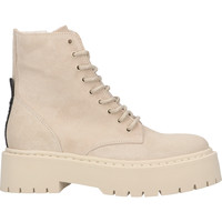 Chaussures Femme Boots Steve Madden Bottines Beige