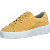 Chaussures Femme Baskets basses S.Oliver Sneaker Gelb