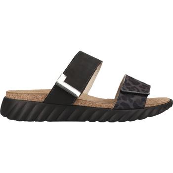 Chaussures Femme Sabots Rohde Mules Schwarz