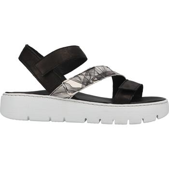 Chaussures Femme Sandales et Nu-pieds Think Sandales Schwarz