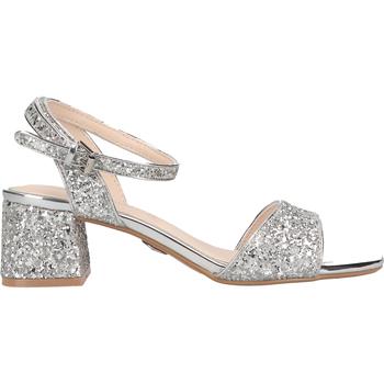 Chaussures Femme Sandales et Nu-pieds Buffalo Sandalen Argenté