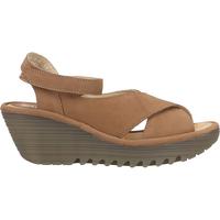 Chaussures Femme Polo Ralph Lauren Fly London Sandales Sand