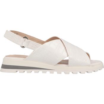 Chaussures Femme Sandales et Nu-pieds Peter Kaiser Sandales Weiß Lack