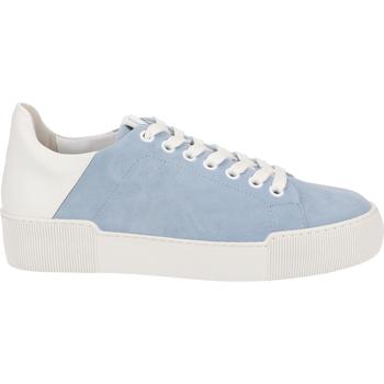 Chaussures Femme Baskets basses Högl Sneaker Blau/Weiß