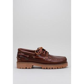Chaussures Homme Chaussures bateau CallagHan  Marron