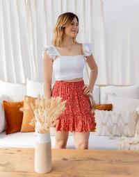 Vêtements Femme Allée Du Foulard Céleste CAPUCINE Blanc