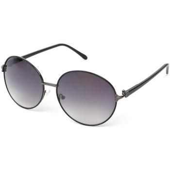 Montres & Bijoux Lunettes de soleil Eye Wear Lunettes Soleil Yoko monture Noire verres Noir Noir