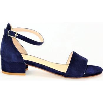 Chaussures Femme Sandales et Nu-pieds Sofia Costa 9002MARINE bleu marine