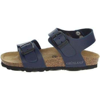 Chaussures Enfant Sandales et Nu-pieds Grunland SB1206-40 Bleu