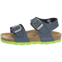 Chaussures Enfant Sandales et Nu-pieds Grunland SB0901-40 Bleu