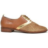 Chaussures Femme Derbies Karston Derby Jijols Marron